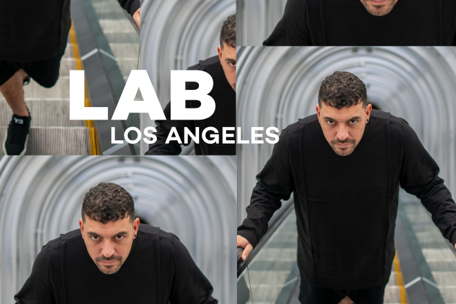 Luigi Madonna in The Lab LA