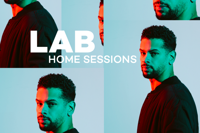 MK in the Lab: Home Sessions