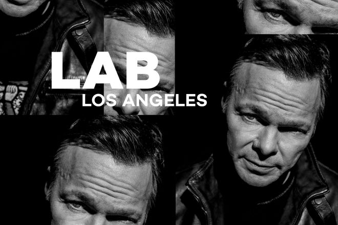 Pete Tong in the Lab LA