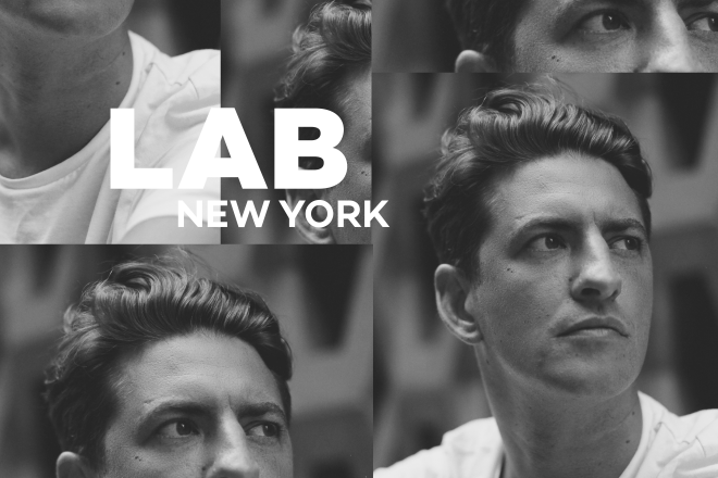 Skream in the Lab NYC