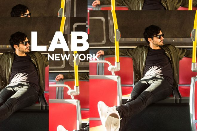 Ardalan in The Lab NYC