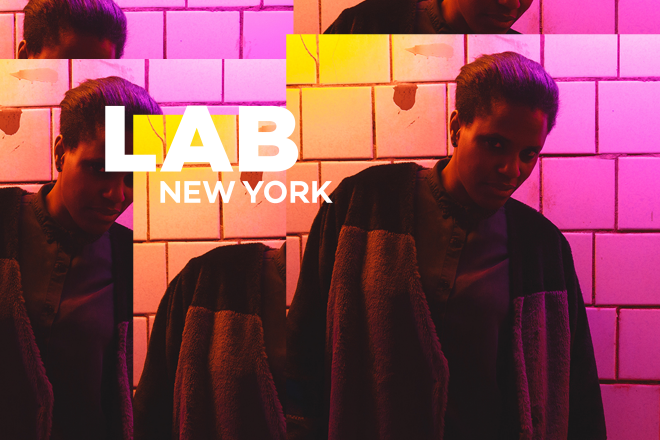 Anthea in The Lab NYC