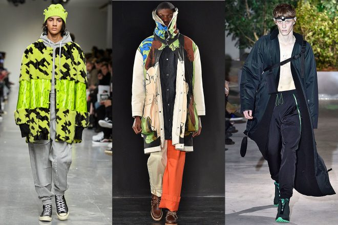 Highlights From London Fashion Week Men S Aw17 Fashion News Mixmag