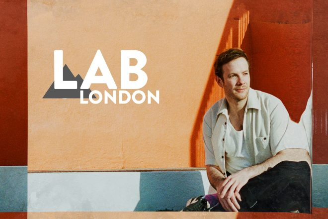 Laurence Guy in The Lab LDN