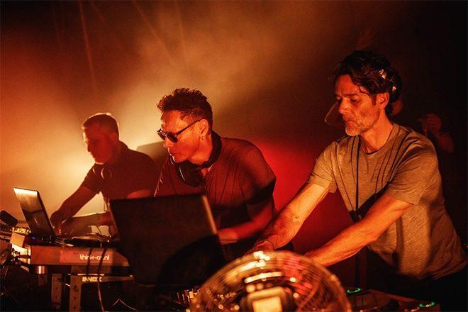 Luke Slater, Steve Bicknell and Function launch new LSD imprint
