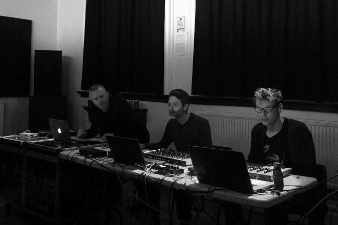 Function, Luke Slater and Steve Bicknell debut LSD project on Ostgut Ton