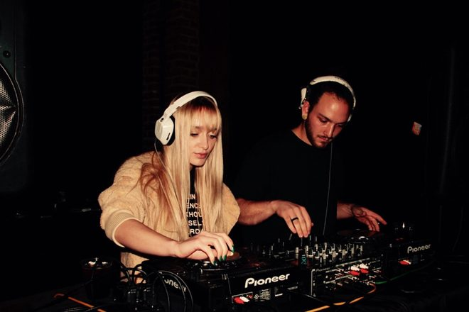 An amateur DJ couple wants to crowdfund over $100,000 to tour the world