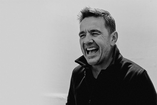 Laurent Garnier stars in new documentary, Off The Record, featuring Jeff Mills and Carl Cox