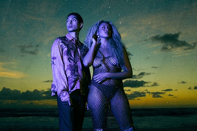Lion Babe rides a 'Cosmic Wind' on their new album