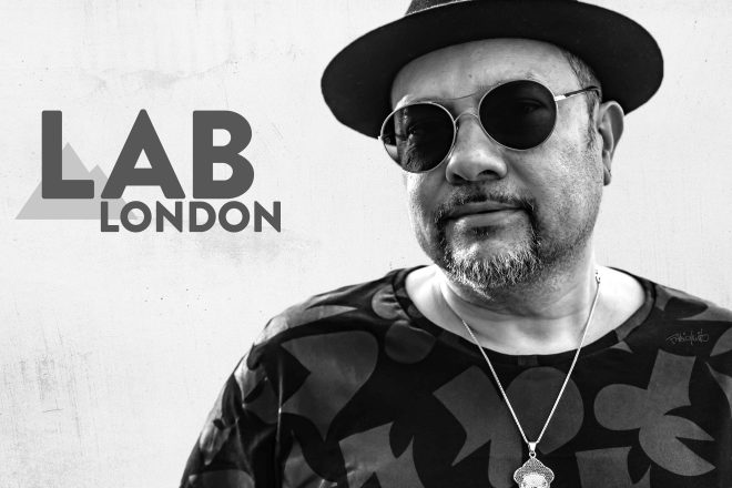 Louie Vega in The Lab LDN