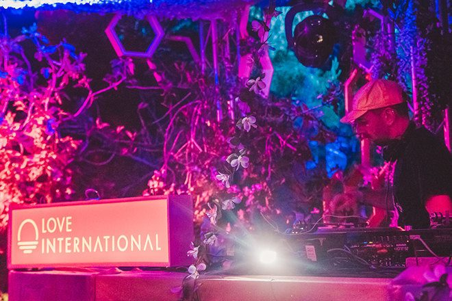 Love International announces Olive Grove line-up