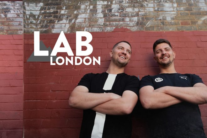 The Menendez Brothers in The Lab LDN