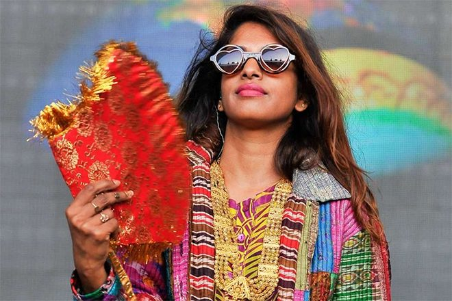 ​Wide release for M.I.A. documentary 'MATANGI / MAYA / M.I.A.' announced