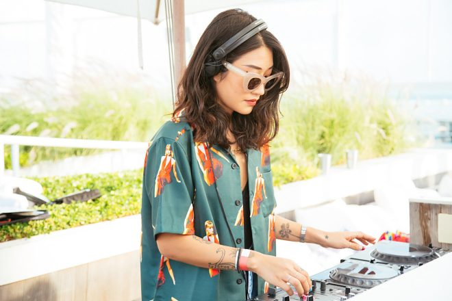 Lab on Location: Peggy Gou in The Lab Miami