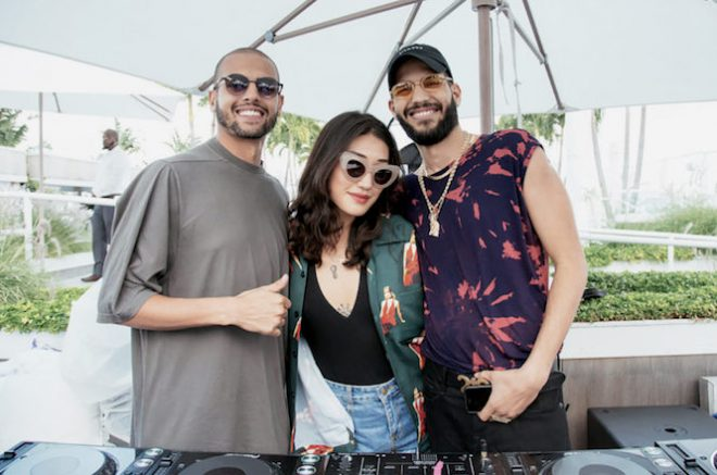 Premiere: The Martinez Brothers enlist Peggy Gou for a minty-fresh Cuttin' Headz remix
