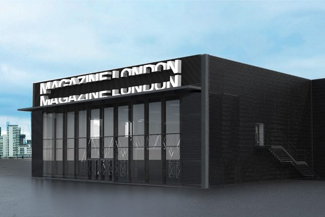 London is getting a new 3000-capacity venue called Magazine next summer