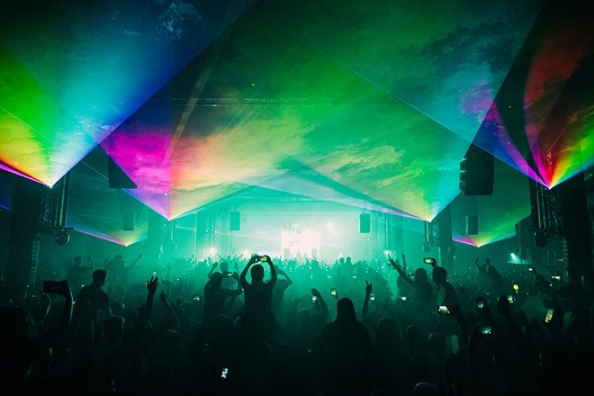 The Chemical Brothers, Solomun and Cici announced for new Warehouse Project shows
