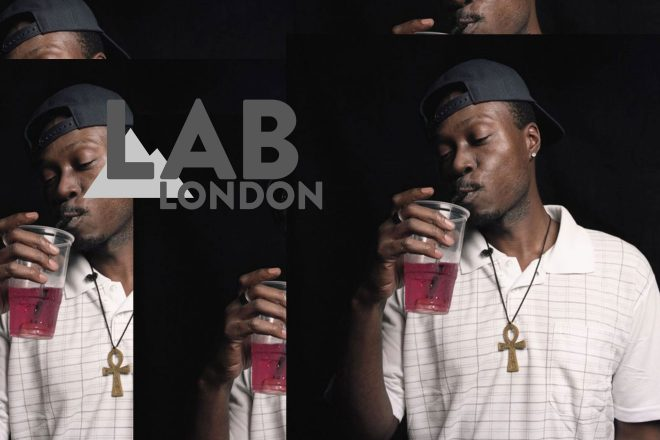 Marcellus Pittman in The Lab LDN