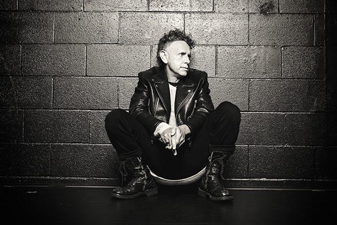Depeche Mode's Martin Gore shares crunching new electronic track 'Howler'