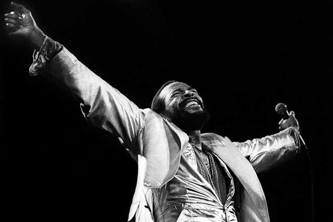 ​A new posthumous Marvin Gaye album is on the way
