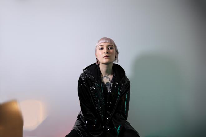 Listen to Maya Jane Coles' new AAA-side single