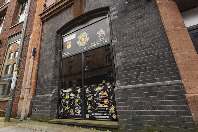 Liverpool's Melodic Distraction has launched its own venue