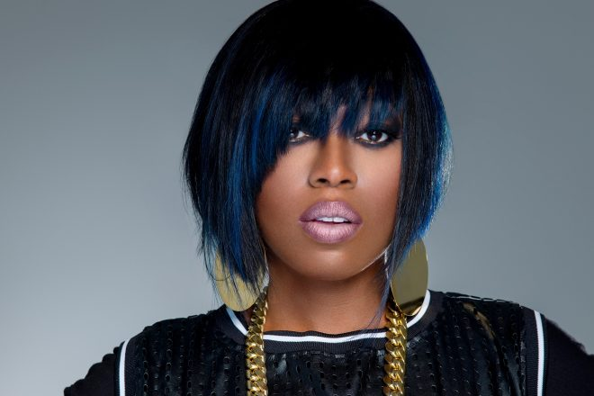 Missy Elliott is the first woman rapper in the Songwriters Hall of Fame