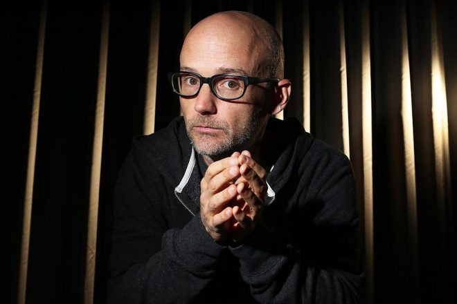 Moby is selling his entire record collection for charity