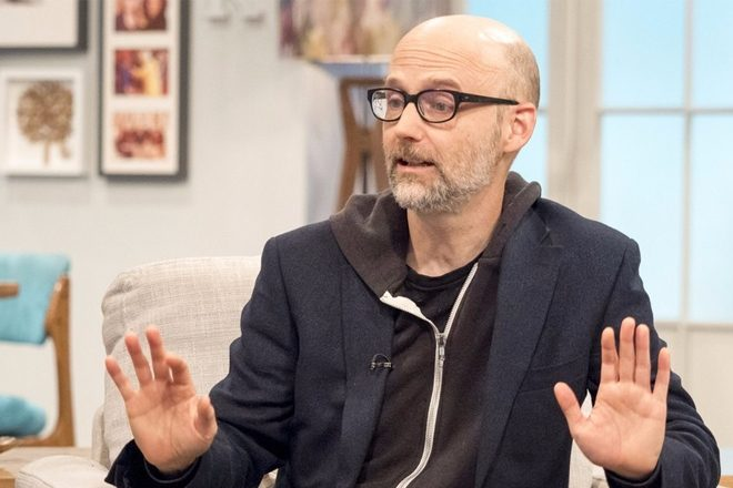 Moby accused of conspiring with the CIA
