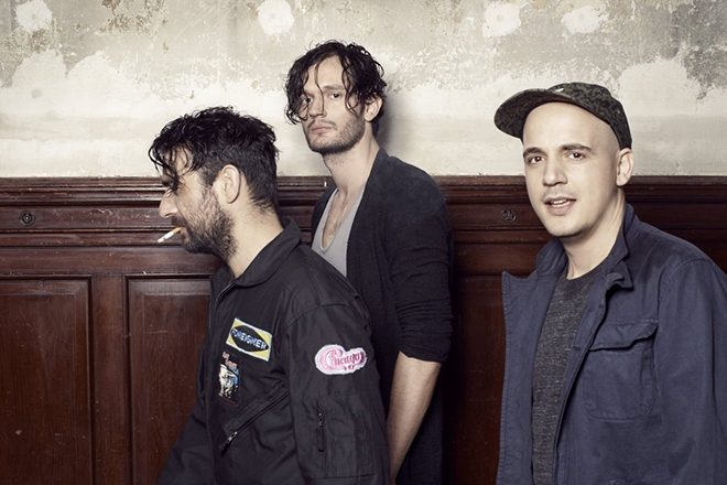 Moderat and Monkeytown reveal film score for 'A Thought of Ecstacy'