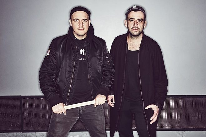 Here's the first new Modeselektor track in three years
