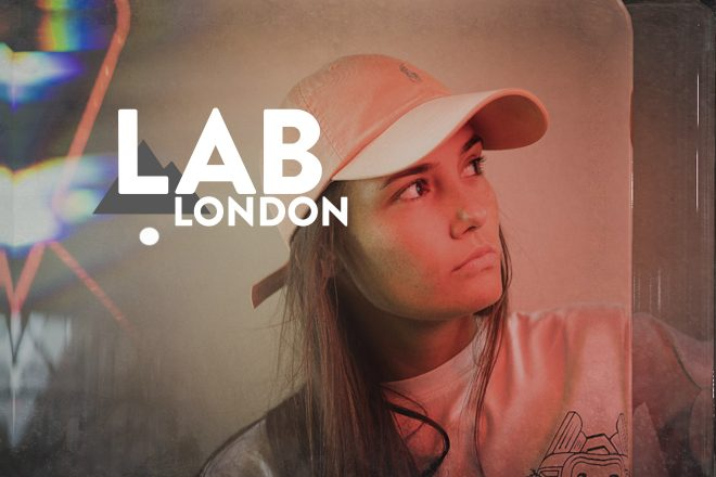 Mollie Collins in The Lab LDN