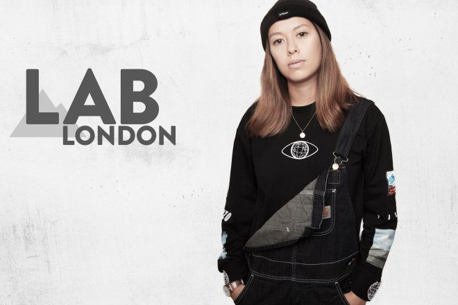 Monki in The Lab LDN