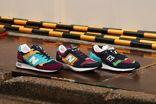 New Balance unveils latest Made in UK footwear collection
