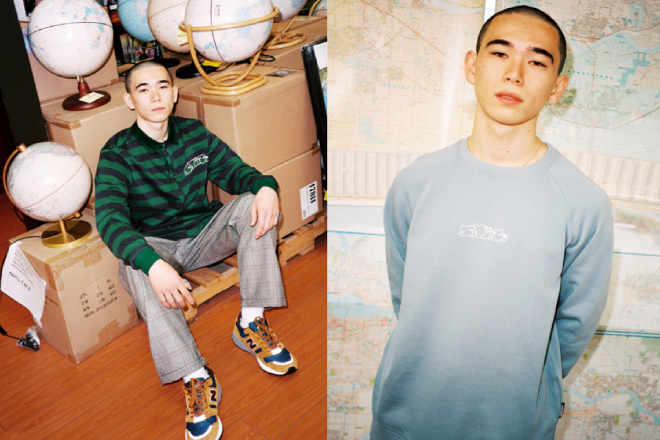 Très Bien and Sneeze link up for winter-ready capsule collection