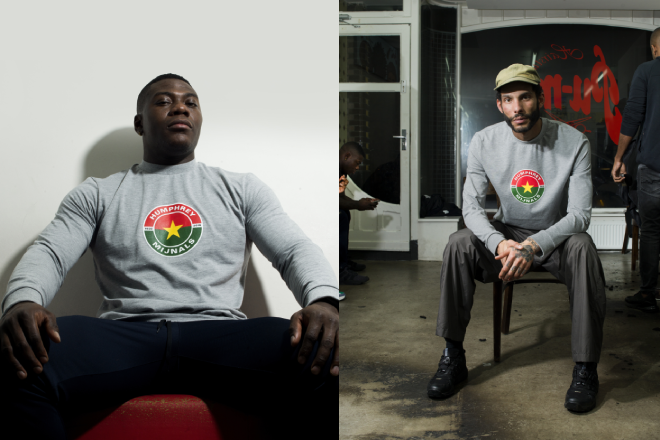 Lack of Guidance unveil the Minna long-sleeve in honour of Humphrey Mijnals