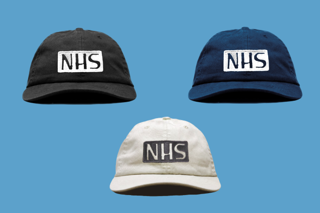 Blacksmith Store releases run of caps in support of the NHS