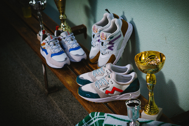 """Karhu unveils second installment of its """"Trophy Pack"""" collection"""