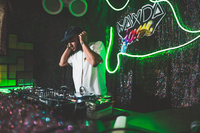 Nightmares On Wax shares over 500 Ibiza Sonica Radio shows with his Mixcloud Select subscribers