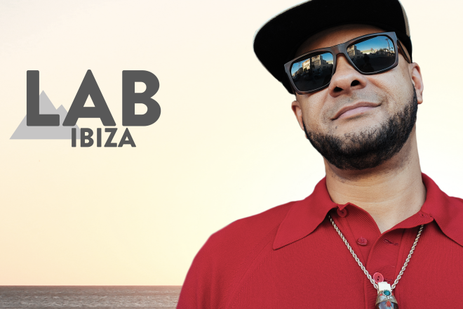 Nightmares On Wax in The Lab IBZ