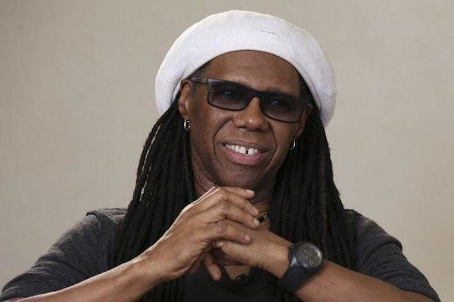Nile Rodgers shares 'mesmerisation' with Liverpool canal on Instagram
