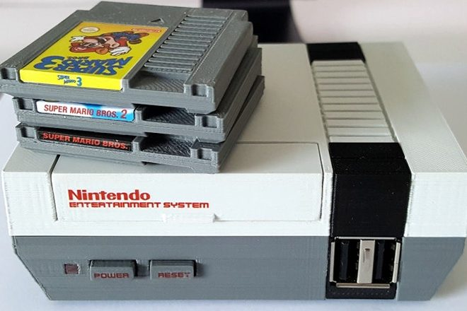 Dutch drug ring creates 3D printed Nintendo cartridges to hide illegal substances