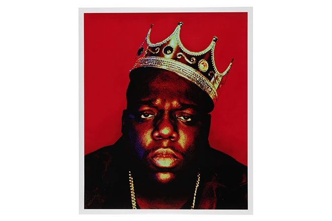 Notorious B.I.G.'s crown is being sold at auction