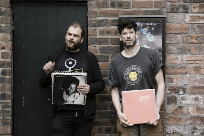 Optimo Music is launching an anti-fascist label