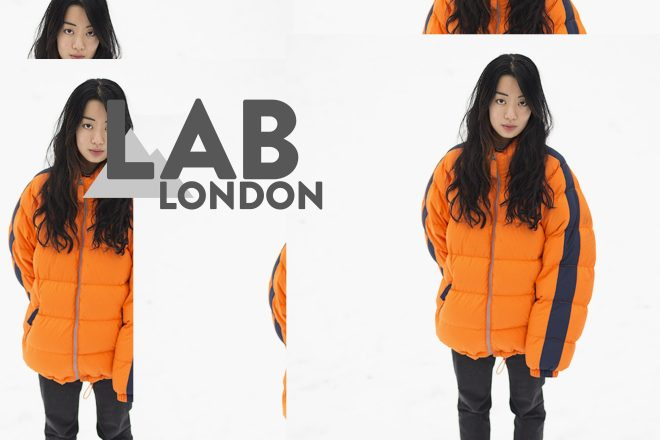 Object blue in The Lab LDN