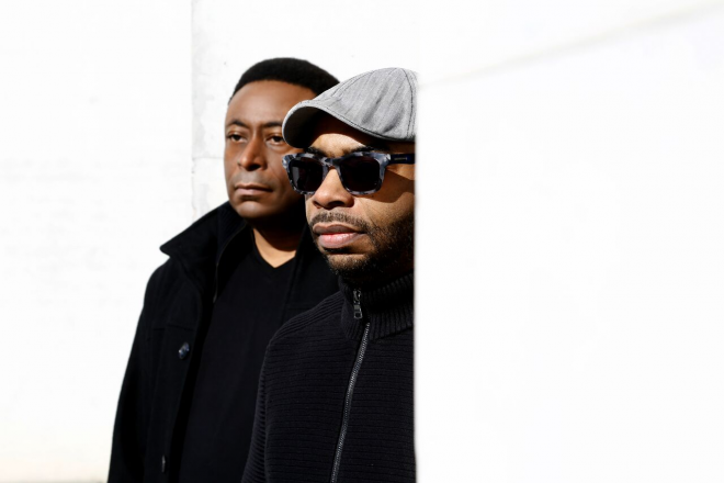 """Octave One: """"Early Detroit techno was soulful... influenced by disco and house"""""""