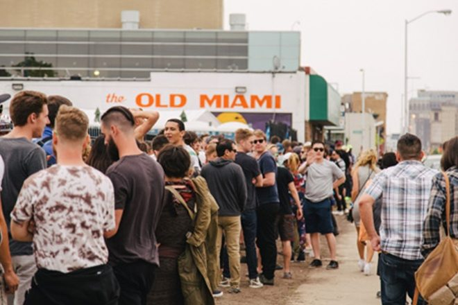 Seth Troxler and Visionquest cancel their annual Old Miami event in Detroit