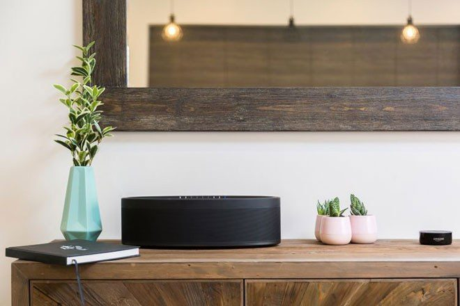 The Yamaha MusicCast 50 is a beautiful all rounder for your living space