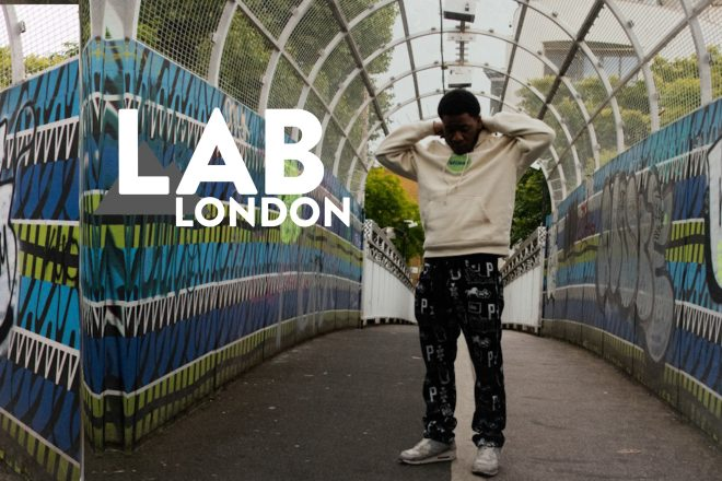 p-rallel in The Lab LDN