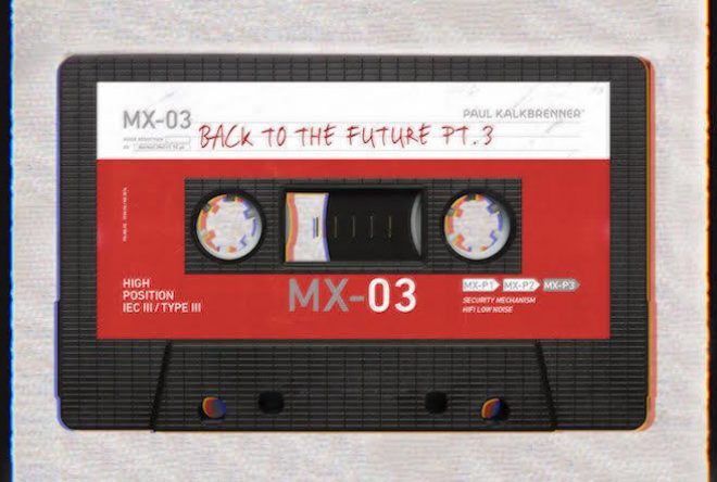 Paul Kalkbrenner retells the history of Berlin techno with 'Back To The Future' trilogy